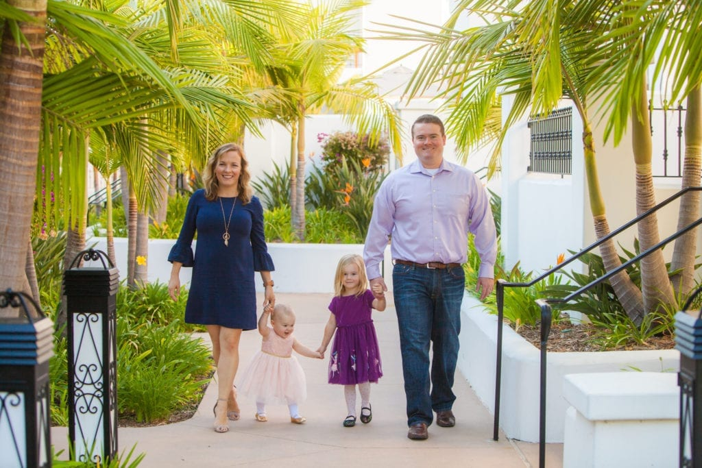 Styled Family Photo Session